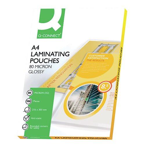 KF04114 Q-Connect A4 Laminating, Charter Office Equipment Ltd
