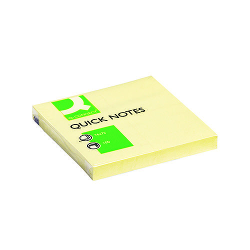 KF10502 Q-Connect Quick Notes 76, Charter Office Equipment Ltd
