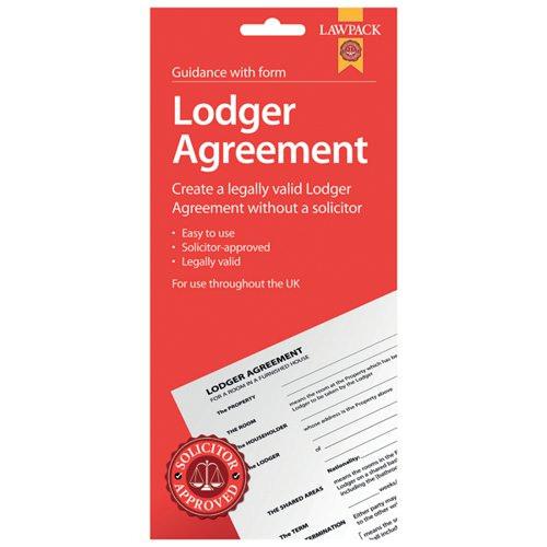LWP14381 Law Pack Lodger, Charter Office Equipment Ltd