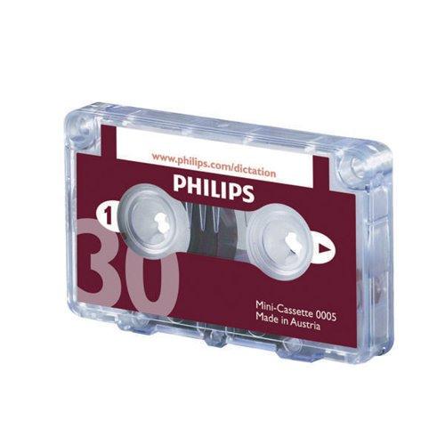 PH005 Philips Dictation Cassette, Charter Office Equipment Ltd