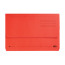 Elba Boston Bright Manilla Document Wallet 320gsm Capacity 32mm Foolscap Red Ref 100090136 [Pack 25]