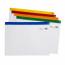 Snopake Zippa Bag S Classic A4-Plus Assorted (Pack of 25) 12814