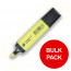 5 Star Office Highlighters Chisel Tip 1-5mm Line Yellow [Pack 144] [Bulk Pack] Jan-Dec 2019