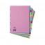 Elba A4 15 Part Assorted Card Divider 100080774