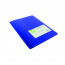Q-Connect 10 Pocket Blue Display Book KF01247