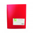 Q-Connect 40 Pocket Red Display Book KF01258
