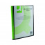 Q-Connect Black 20 Pocket Presentation Book KF01265