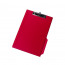 Q-Connect PVC Clipboard Foolscap/A4 Red KF01298