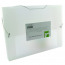 Q-Connect Elasticated Folder 25mm A4 Clear KF02310