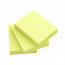 Q-Connect Repositionable 51 x 76mm Yellow Quick Notes Pack of 12 KF10501
