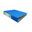 Q-Connect Paper-Backed Blue Lever Arch Foolscap File