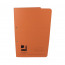 Q-Connect Foolscap/A4 35mm Capacity Orange Transfer File (Pack of 25) KF26059