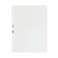 Rexel Superfine Pocket Top Opening Polypropylene A5 Clear (Pack of 20) 11010