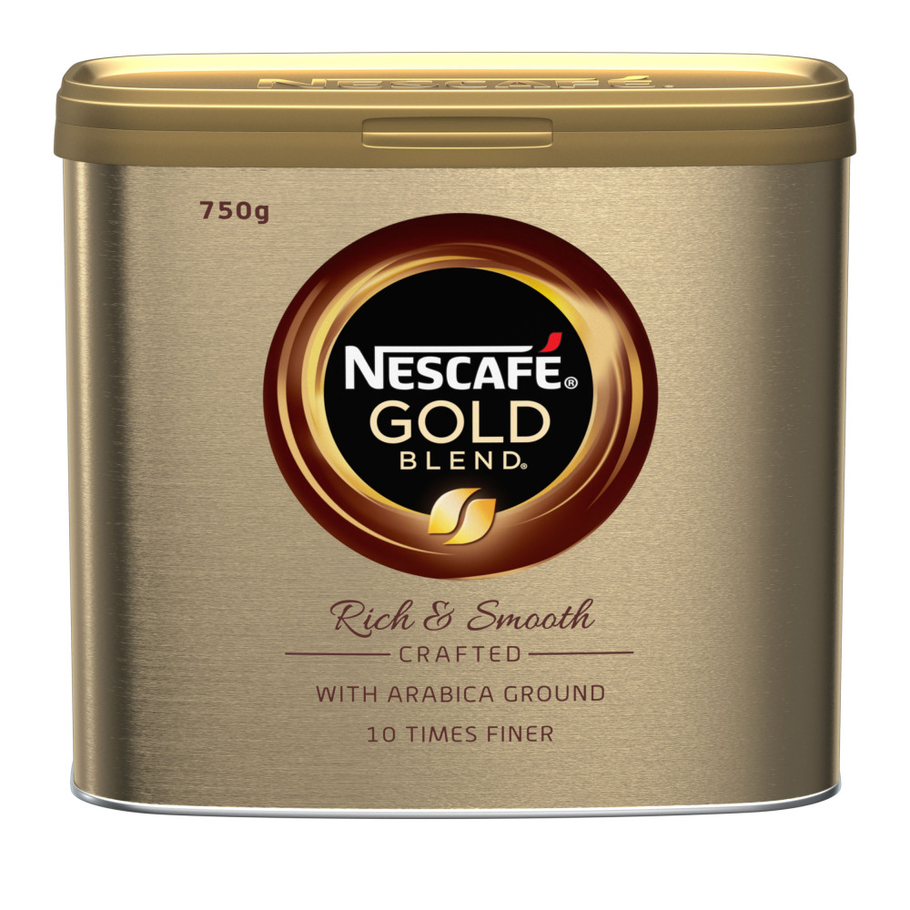 NESCAFE GOLD BLEND COFFEE 750G 12339209