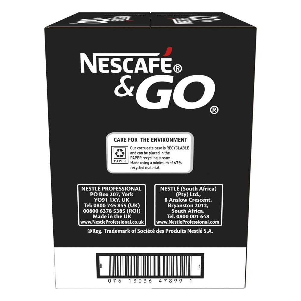 Epower Nescafe And Go Aero Hot Chocolate Pk8