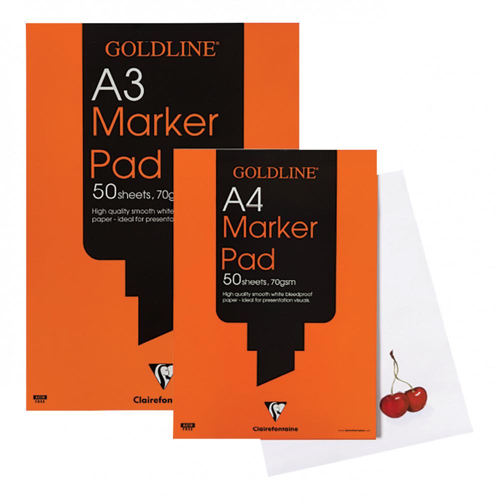 Art & Craft Supplies Goldline A3 Tracing Pad Home & Kitchen