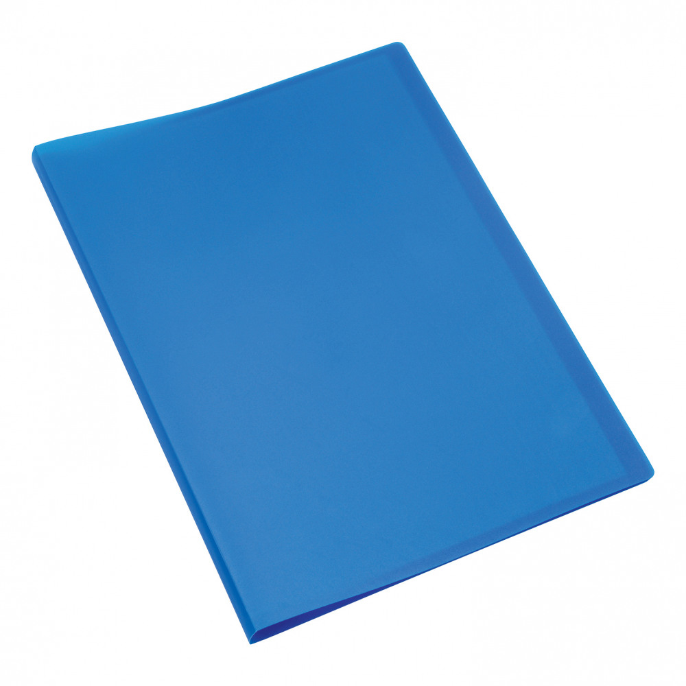 5 STAR SOFT COVER DISP BK 20 PKT BLUE