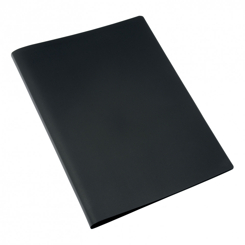 5 STAR SOFT COVER DISP BK 40 PKT BLACK