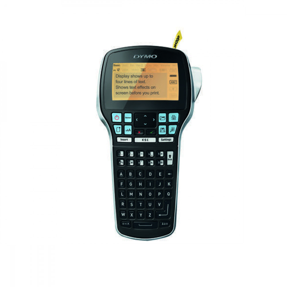 Office and Ink - DYMO LABEL MAKER 420P ABC S0915490