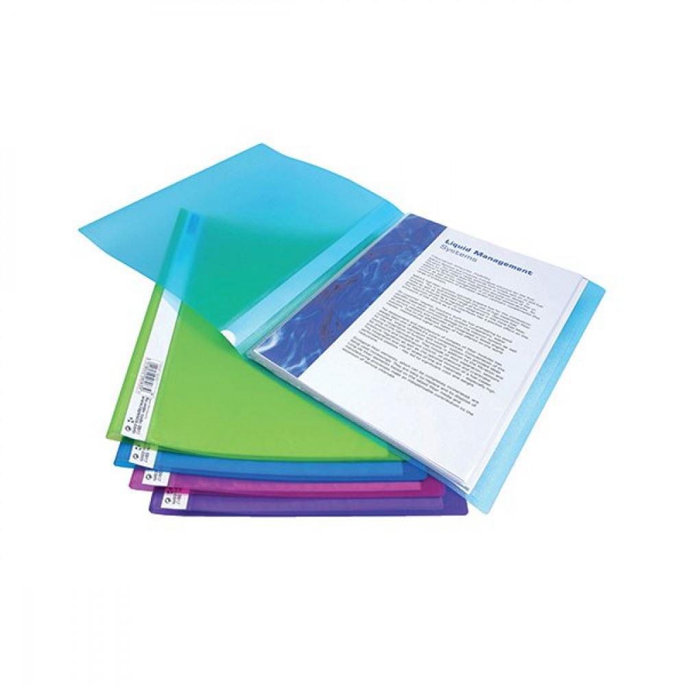 RAPESCO FLEXI DISPLAY BOOK 10PKT A4 PK10