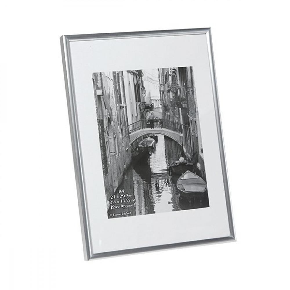 Photo Album Company Black A4 Back Loading Certificate Frame PHT00055
