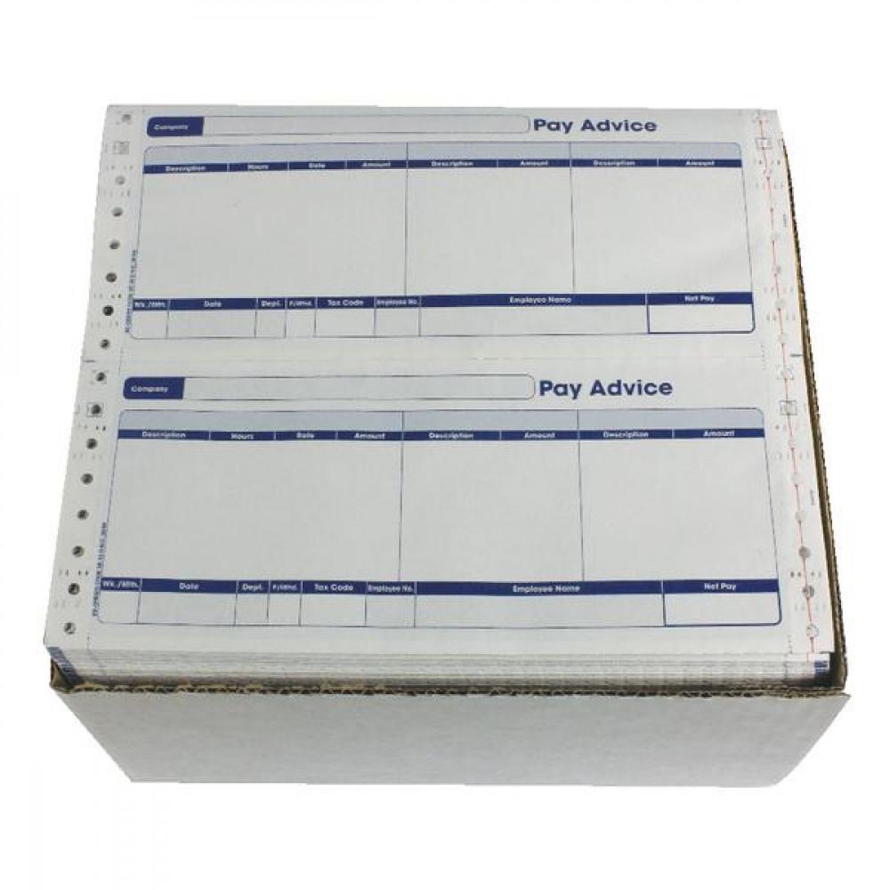 SAGE COMPAT 3-PT SECURITY PAY SLIP SE33