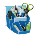 CEP Pro Gloss Desk Tidy Blue 580GBLUE