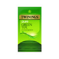 20 x Twinings Pure Green Tea Bags (Fresh, slightly nutty flavour wih calming aroma) F09542