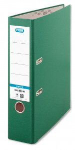 Elba Board Lever Arch File A4 Green (Pack of 10) B1045714