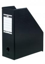 Elba A4 Jumbo Black Magazine Rack (Pack of 5) 100400637