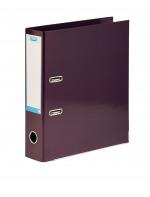 Elba Classy 70mm Lever Arch File A4 Metallic Purple 400107440