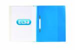Elba Pocket Report File A4 Blue (Pack of 25) 400055037