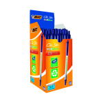 Bic Ecolutions Clic Stick Blue (Pack of 50) 8806