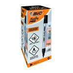 Bic Marking PRO Permanent Marker Black (Pack of 12) 964800