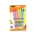 Bic Highlighter Grip Pastel Assorted (Pack of 12) 992562