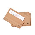 Elba Document Wallet OpenTop 320g FC Buff (Pack of 50) 100090137