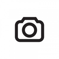 &TREXUS STACKING CHAIR BLACK FRAME BLUE