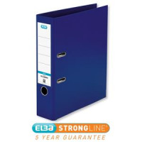 ELBA BLUE A4 LEVER ARCH 70MM FILE