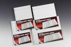 Rexel Variform V8 14-Column Cash Refill (Pack of 75) 75984