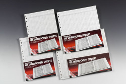 Rexel Variform V8 4 Debit 16 Credit Petty Cash Refill(Pack of 75)75990