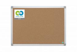 Bi-Office Earth Cork Noticeboard 900x600mm CA031790