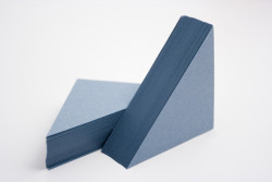Exacompta Guildhall Legal Corners 315gsm Blue (Pack of 100) GLC-BLU