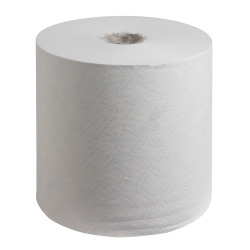 Scott Control Hand Towel Roll White 250m (Pack of 6) 6620