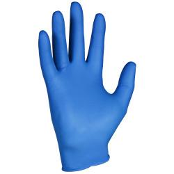 Kleenguard G10 Arctic Blue Safety Large Gloves (Pack of 200) 90098