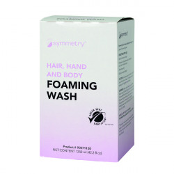 Symmetry Hair Hand and Body Foaming Wash 1250ml (Pack of 6) B9007-1120