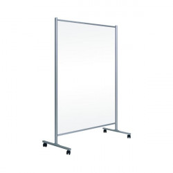 Bi-Office Mobile Stand T/Parent 1200x1800 Panel Alum Frame DSP122846