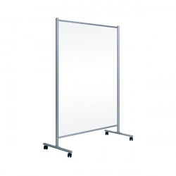 Bi-Office Mobile Stand T/Parent 1200x1800 Panel Alum Frame DSP272846