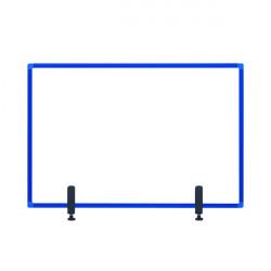 Bi-Office Protector Desktop Board 3mm 1040x700mm Blue GL34019301
