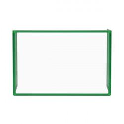 Bi-Office Trio Transparent Board 900x600/2 3mm Green GL07219501