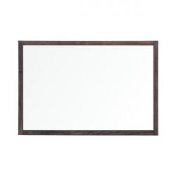 Bi-Office Desktop Acrylic Board 1200x900mm Rustic Frame AC05016281